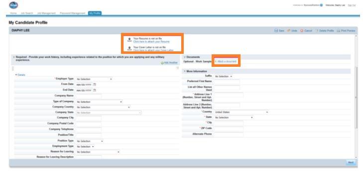 Kroger Job Application Online step 7