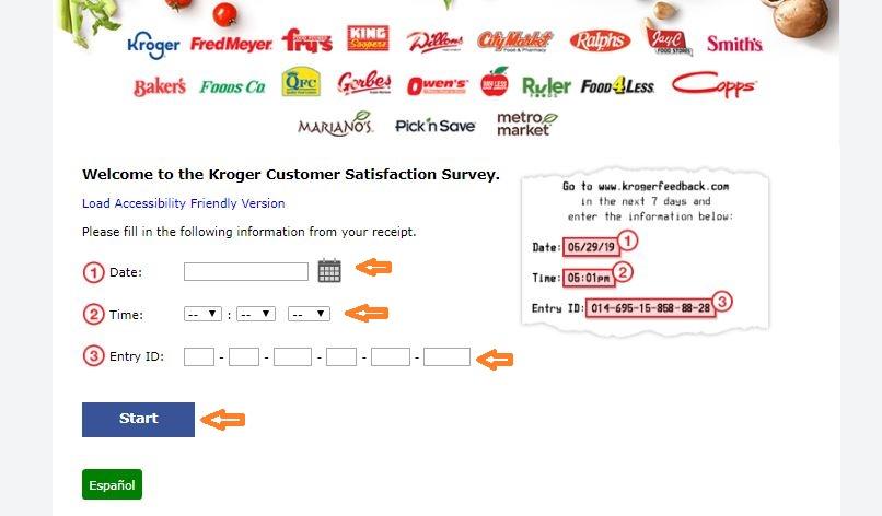 Kroger Survey