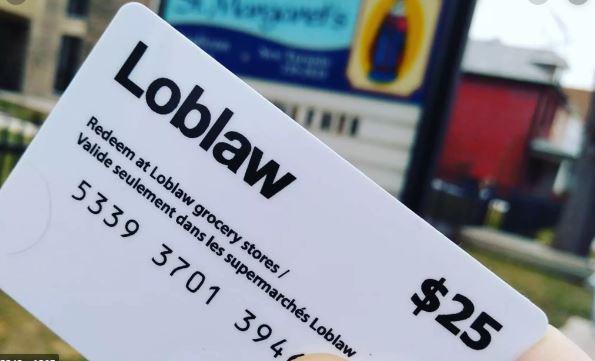 Loblaw Card activation